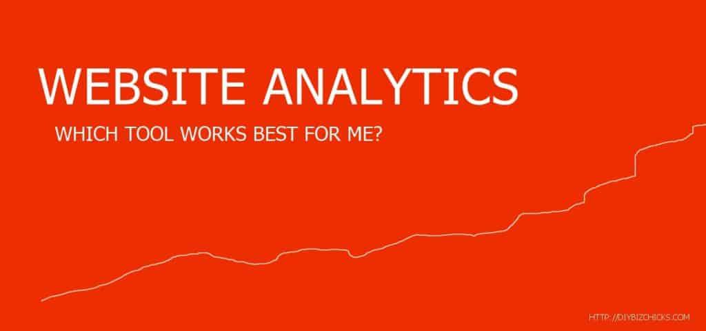website-analytics software