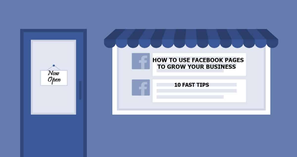 facebook pages - Facebook Success Secrets